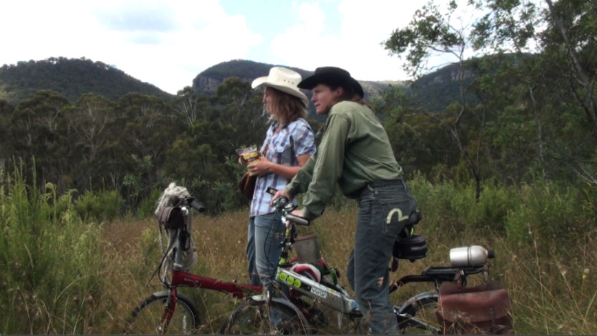 Naughty Tent Productions are pleased to announce the world premiere of its short film u0027Brokeback Mountain Bikesu0027 screening tonight at the Sydney Opera House ... & BROKEBACK MOUNTAIN BIKES | nellevision