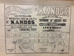 KANDOS AUCTION